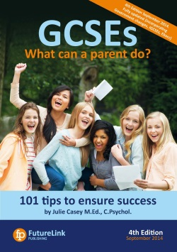 GCSEs. What can a parent do?